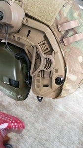 Airsoft Tactical Helmet - Zalaxy
