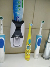 Load image into Gallery viewer, Home Automatic PlasticToothpaste Dispenser