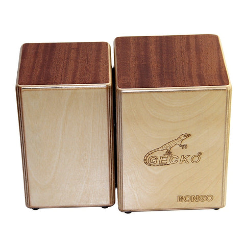 Cajon Hand Drum Bongo Birch Wood ZA07 - Zalaxy
