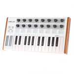 25-Key USB MIDI Keyboard Controller - Zalaxy