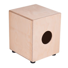 Load image into Gallery viewer, Medium Cajon Hand Drum Birch Wood with Carrying Bag - Zalaxy