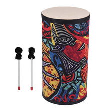 "Load image into Gallery viewer, 8"" Conga Floor Drum with Shoulder Strap - Zalaxy"