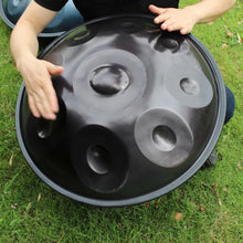 Load image into Gallery viewer, 9 Notes Handpan Hand Drum with Carrying Bag ZA34 - Zalaxy