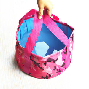 Portable Folding Water Bucket