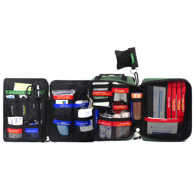 255-Piece First Aid Kit Bag
