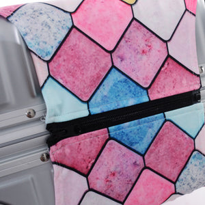 Mermaid Style Elastic Luggage Cover