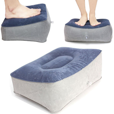 Inflatable Footrest Pillow
