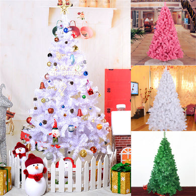 2.1M Multicolor Tree With Iron Feet Ornament Toys
