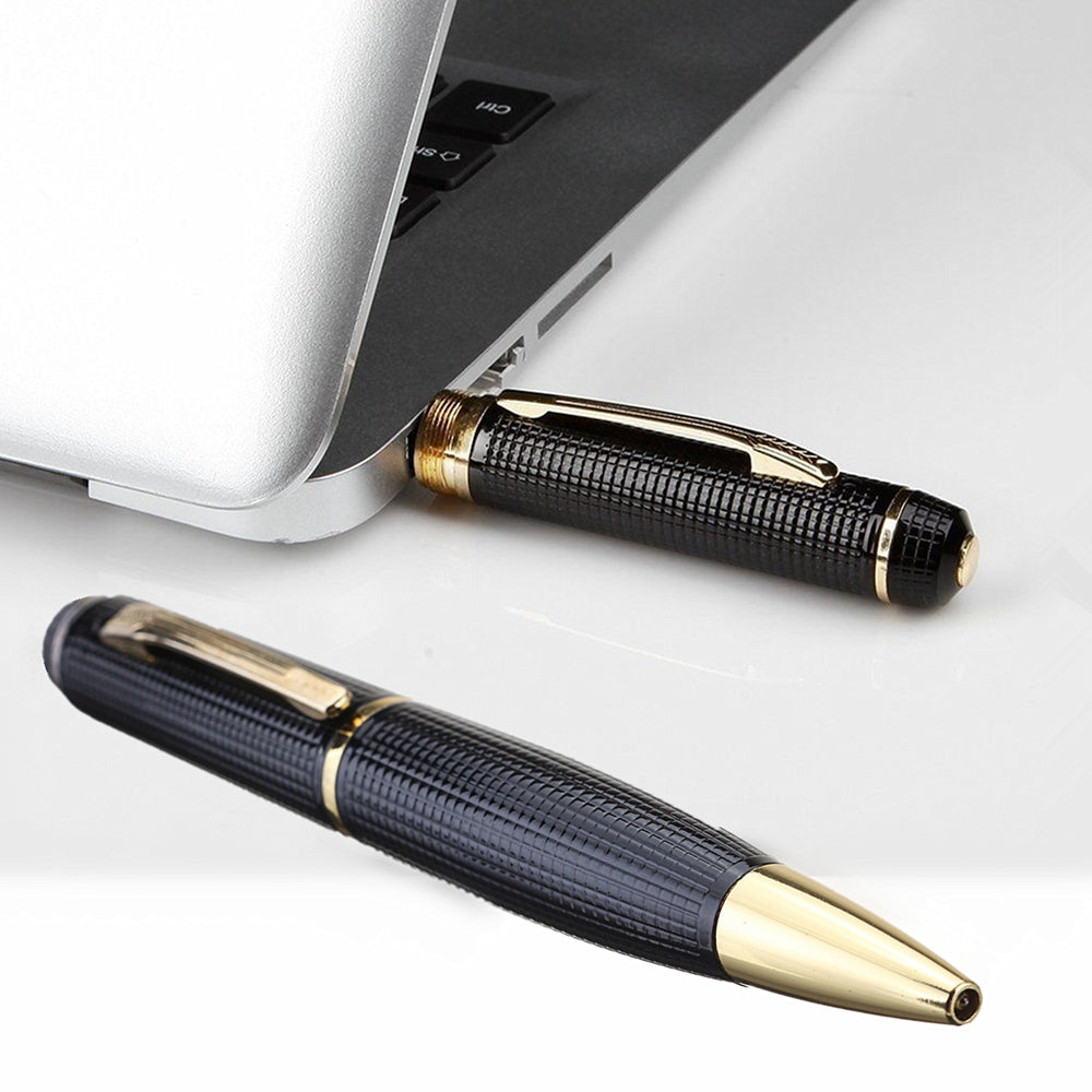 16GB Full 1080p HD Mini Ballpoint Pen