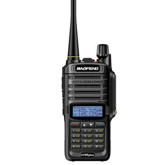 10W Upgrade Version Two Way Radio VHF UHF Walkie Talkie (AU Plug)