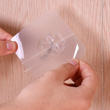 Load image into Gallery viewer,  6PCs Strong Transparent Sticky Wall Hooks Hanger