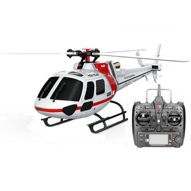 6CH Brushless AS350 Scale RC Helicopter RTF Mode 2