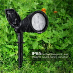 Mpow Waterproof 2-in-1 Security Light Solar Spotlight Auto-on/off Sensor - Zalaxy