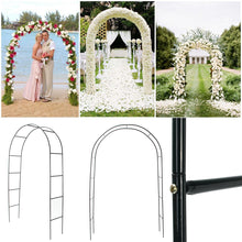 Load image into Gallery viewer, Iron Arch Way Assemble Door Wedding Party