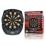 Electronic Dartboard With Automatic Scoring - Zalaxy