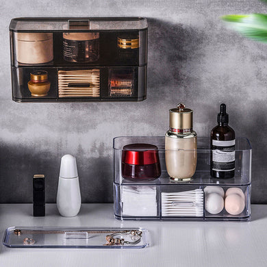 Clear Cosmetic Organizer Storage