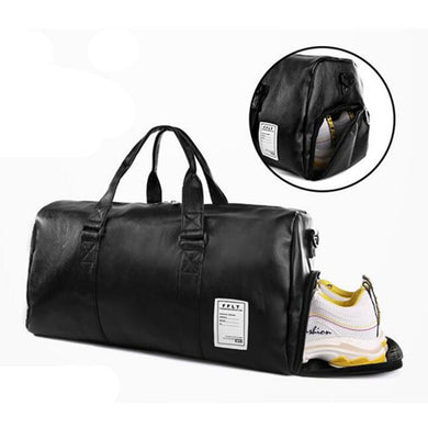33L Outdoor Sports Gym Duffel Shoulder Bag