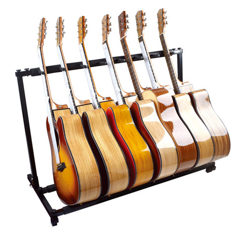 7 PCS Acoustic Guitar Stand - Zalaxy