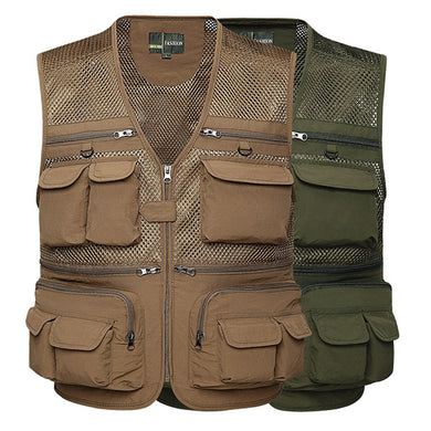 Men's Outdoor Loose Vest