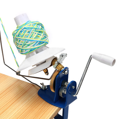 Metal Yarn Fiber Wool Ball Winder