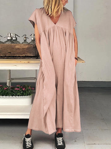 Women Loose Maxi Dress