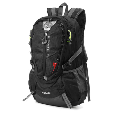 40L Waterproof Nylon Backpack