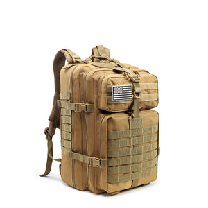 45L Tactical Molle Assault Backpack