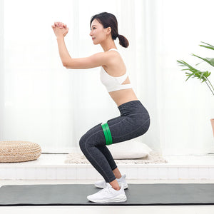 Fitness Stretch Band Rubber High Elastic Resistance Bands