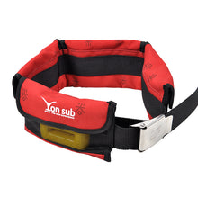 Load image into Gallery viewer, Adjustable 4/3 Pocket Diving Weight Belt