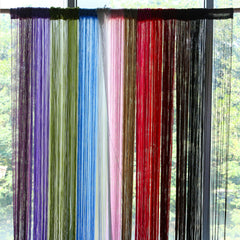 1mx2m Yarn Tassel Curtain