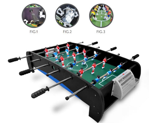 MDF Board Soccer Table - Zalaxy