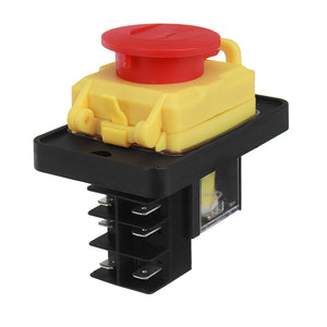 Electromagnetic Waterproof Push Button Switch