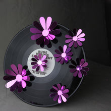 Load image into Gallery viewer, 12 Pcs 3D Flower Wall Decal Vinyl Arts Removable Wall Stickers
