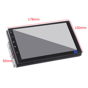 7 Inch 2 DIN for Android 9.0 Car Stereo