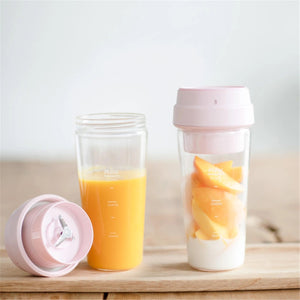 400ML DIY Fruit Juicer Bottle