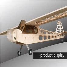 Load image into Gallery viewer, 1180mm Wingspan Glazing Ang Cowl RC Airplane KIT V2