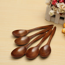 Load image into Gallery viewer, 5Pcs Wooden Cooking Kitchen Utensil