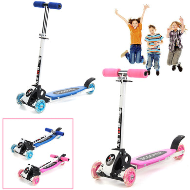 Anti-Skidding Kick Scooter For Kids