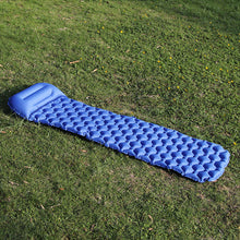 Load image into Gallery viewer, Outdoor Single Inflatable Air Mattress