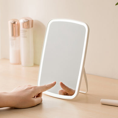 Portable Makeup Mirror Desktop LED Light