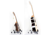 Adjustable Aluminum Folding Guitar/Ukulele Stand - Zalaxy