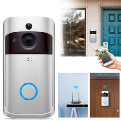 Smart 720P WiFi Video Doorbell