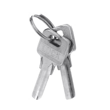 Load image into Gallery viewer, Stainless Steel Key Chain Door Lock