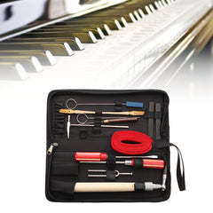 13Pcs Professional Piano Tuning Maintenance Tool Kits