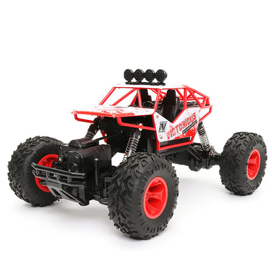 2.4G 4WD Radio Fast Remote Control RC RTR Racing Buggy Crawler