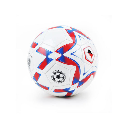 4MM PU Machine Stiched Size 5 Soccer Ball - Zalaxy