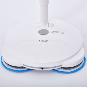 Wireless Spin Pet Mop Vacuum Cleaner