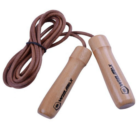 Leather Jump Rope - Zalaxy