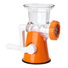 Load image into Gallery viewer, Multifunction Hand Crank Manual Grinder