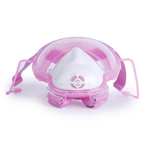 Kids Anti Fog Full Face Snorkeling Set with Earplug - Zalaxy